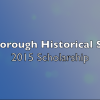 Westborough Historical Society Scholarship