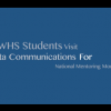 WHS Students Visit PENTA Communications