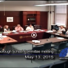 Westborough School Committee Meeting – May 13, 2015