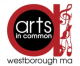 Mark Your Calendars: Arts In Common Sat Sept 26!