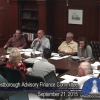 Finance Committee Busy as Fall Town Meeting Approaches