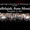 WHS Winter Choral and Orchestral Concert
