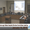 Westborough State Hospital Re-Use Committee meeting – January 14, 2016