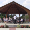 Community Band Performs on Bay State Common