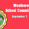 Westborough School Committee meeting – September 7, 2016