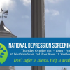 National Depression Screening Day 2016