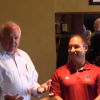 Rotary Welcomes WHS Football Coach Dave Tinglof