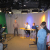 Assabet Design & Visual Students Take Over WTV Studio