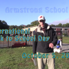 Armstrong Walks To School