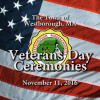 Veterans Day 2016 in Westborough