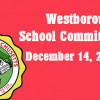 Westborough School Committee meeting – December 14, 2016