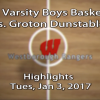 WHS Boys Basketball Highlights