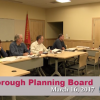 Westborough Planning Board meeting – March 16, 2017