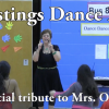 Mrs. O'Neil Shares Love of Dance with Hastings