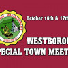 Westborough's Town Meeting Now Available