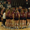 Volleyball Highlights from State Semis Win! Rangers Head to Finals Saturday!