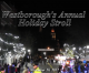 A Great Evening at Westborough's Annual Holiday Stroll 2017