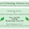 The Case for Establishing Westborough as a Green Community