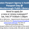 Need a New (or to Renew) a Passport?