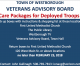 Help with Care Packages for Deployed Troops from MA!