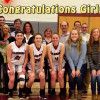 WHS Girls Basketball Senior Awards!