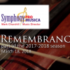 Remembrances – Symphony Pro Musica