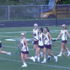 Girls Varsity Lacrosse Senior Day 2018