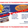 POSTPONED: Rotary Spring Festival