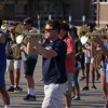 Getting Ready for Kickoff – WHS Band Camp 2018