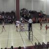 WHS Varsity Volleyball Team Defeats Hudson