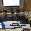 Westborough School Committee Meeting – November 6, 2018