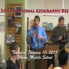 National Geographic: National Geography Bee at Gibbons 1-11-19