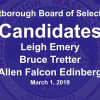 Candidates 2019 – Board of Selectmen