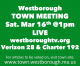 Town Meeting – LIVE on WTV Sat @1pm