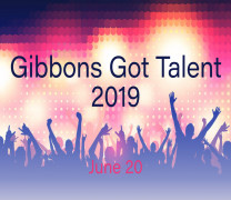 Gibbons Got Talent 2019