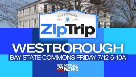 Zip Trip to Westborough!