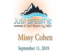 Krosslink – Just Breathe Salt Room
