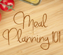 Meal Planning 101!