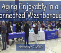 Aging Enjoyably in a Connected Westborough