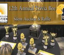 12th Annual Trivia Bee!