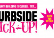 Curbside Pick-Up Now Available at Library!
