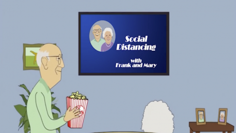 Frank and Mary on Social Distancing