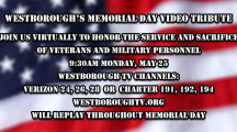 Westborough's Memorial Day Video Tribute