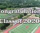 WHS Class of 2020 Senior Parade!