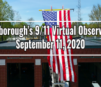 Westborough's 9/11 Virtual Observance, Sept. 11, 2020