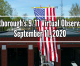 Westborough's 9/11 Virtual Observance, Sept. 11, 2020