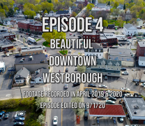 What's Up Westborough? Beautiful Downtown Westborough!