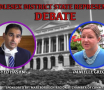 4th Middlesex District Debate – Gregoire v Hashmi