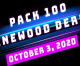 2020 Pack 100 Pinewood Derby!
