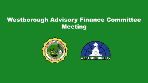 Westborough AFC 4/12 & 4/15 @ 7:00pm
